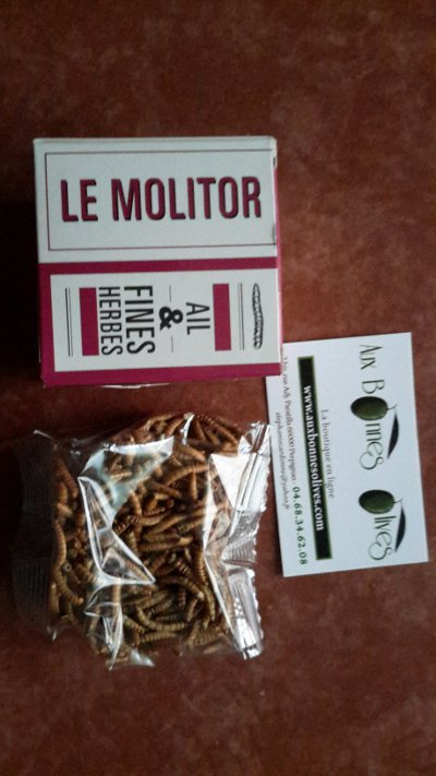 Molitor ail fines herbes