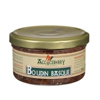 Boudin basque 190 ml
