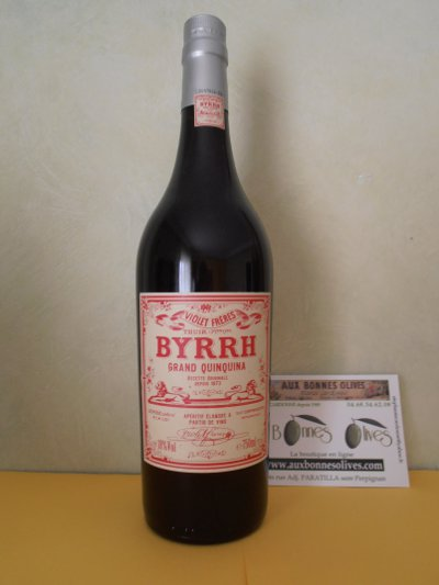 Byrrh grand quinquina 75 cl