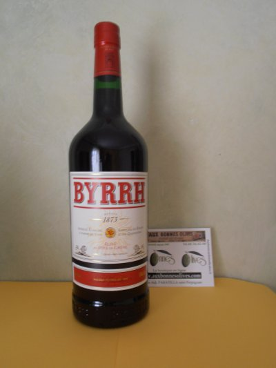 Byrrh traditionnel litre
