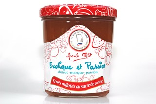 confiture exotique-passion