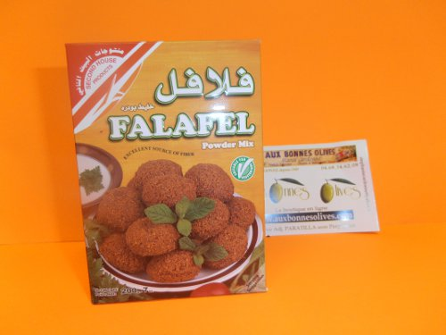 Falafel sachet preparation 200 grs