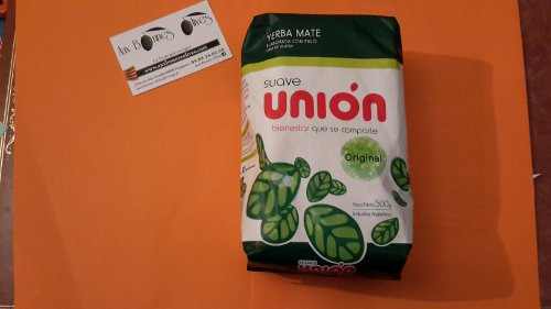 YERBA MATE union 500 grs