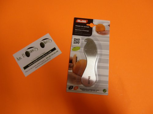 Eplucheur d'orange inox 10 cm