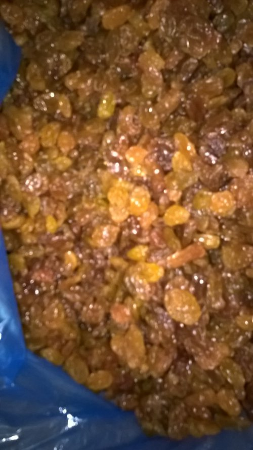 Raisins blond golden geant 500 grs