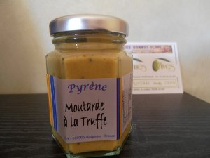 moutarde truffe 3%